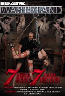 Wasteland, Bdsm, Bondage, Slave girl, Master, Punishment, Submissive